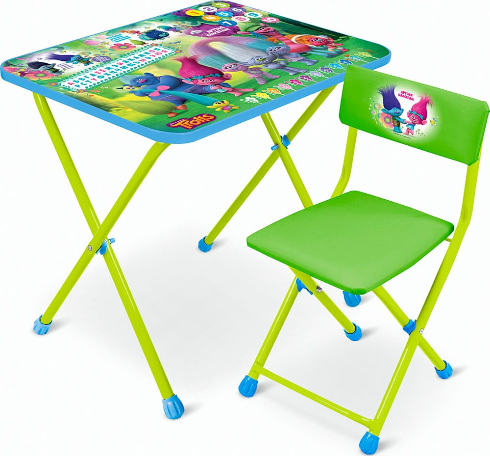 Детский стул и стол фото